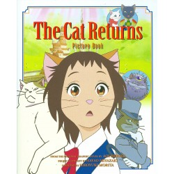 Libro. THE CAT RETURNS PICTURE BOOK