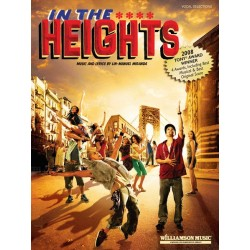 Partitura. IN THE HEIGHTS - VOCAL SELECTIONS