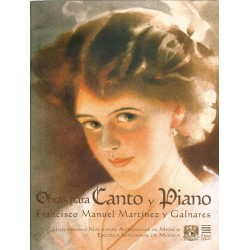 OBRAS PARA CANTO Y PIANO