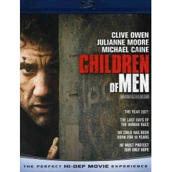 Bluray. CHILDREN OF MEN