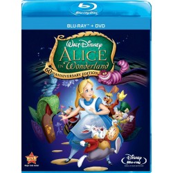 Blu-ray. ALICE IN WONDERLAND