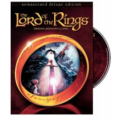 DVD. THE LORD OF THE RINGS REMASTERED