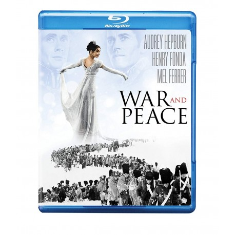 BluRay. WAR AND PEACE