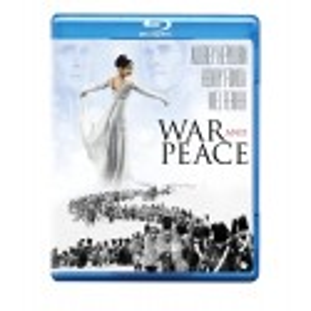 Blu-ray. WAR AND PEACE