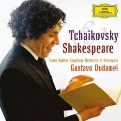 CD. Tchaikovsky & Shakespeare.