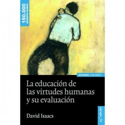 Libro. LA EDUCACIÓN DE LAS VIRTUDES HUMANAS Y SU EVALUACIÓN