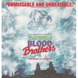 CD. BLOOD BROTHERS. 1988 London Cast Recording