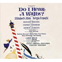 CD. DO I HEAR A WALTZ? Original Broadway Cast Recording