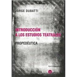 UNIPERSONALES TEATRALES - HERRAMIENTAS PARA LA PROPIA CREACIÓN Y MONTAJE