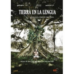 DVD. TIERRA EN LA LENGUA