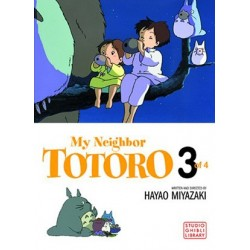 MY NEIGHBOR TOTORO FILM COMIC VOL. 3