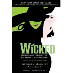 Libro. WICKED MUSICAL TIE -IN EDITION