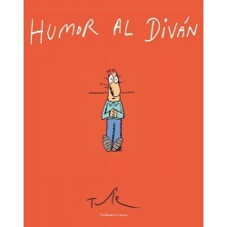 Libro. HUMOR AL DIVÁN - TUTE