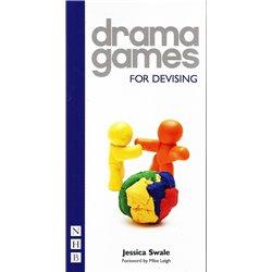 Libro. DRAMA GAMES FOR THOSE WHO LIKE TO SAY NO