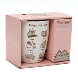 Mug. PUSHEEN. Our name is Mud