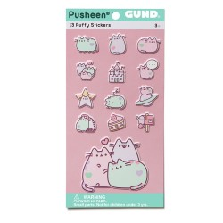 Stickers. PUSHEEN