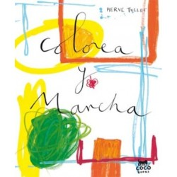 COLOREA Y MANCHA