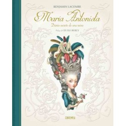 Libro. MARÑI ANTONIETA, DIARIO SECRETO DE UNA REINA