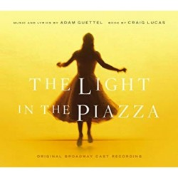 CD. THE LIGHT IN THE PIAZZA. Original Broadway Cast recording