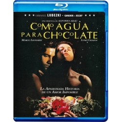 BLURAY. COMOP AGUA PARA CHOCOLATE