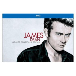 BLURAY. JAMES DEAN, ULTIMATE COLLECTOR COLLECTION