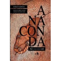 Libro. ANACONDA Y OTROS CUENTOS