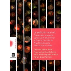 Libro. LA AUDICIÓN MUSICAL