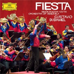 CD. FIESTA. Simón Bolívar youth orchestra of Venezuela