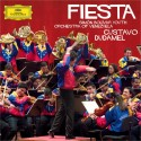 CD. FIESTA. Simón Bolívar youth orchestra of Venezuela