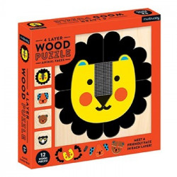 Libro. BABY ANIMALS - TOUCH THINK LEARN