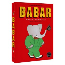 Libro. BABAR - TODAS LAS HISTORIAS