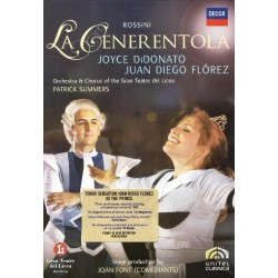 DVD. LA CENERENTOLA. Rossini