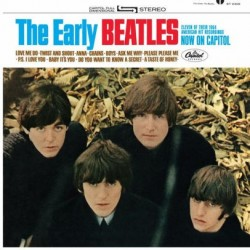 CD. THE EARLY BEATLES