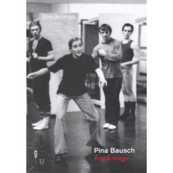 Libro. PINA BAUSCH. Backstage