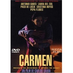 DVD. CARMEN