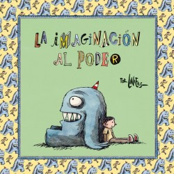 Libro. LA IMAGINACIÓN AL PODER - POR LINIERS