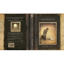 Libro. EMIGRANTES - SHAUN TAN