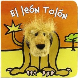 Libro. HUG ME LITTLE BEAR - FINGER PUPPET BOOK