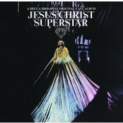 CD. JESUS CHRIST SUPERSTAR. Original Broadway Cast Album