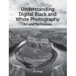 Libro. UNDERSTANDING DIGITAL BLACK AND WHITE PHOTOGRAPHY