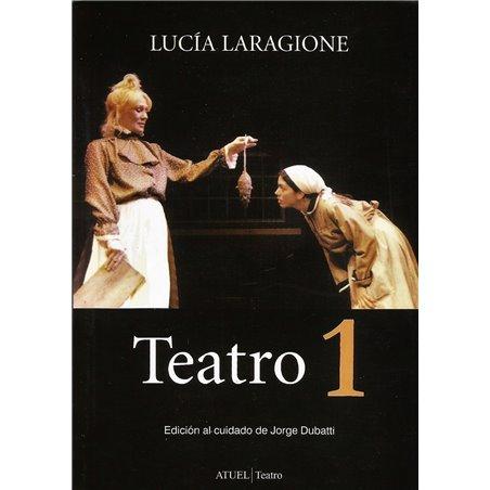 Libro. TEATRO I - CÉSAR BRIE