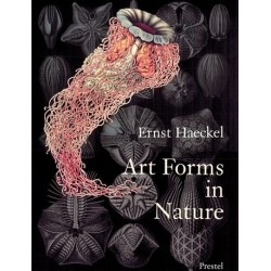 Libro. ART FORMS IN NATURE
