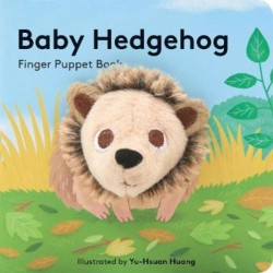 Libro. BABY HEDGEHOG - FINGER PUPPET BOOK