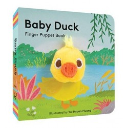 Libro. BABY DUCK- FINGER PUPPET BOOK