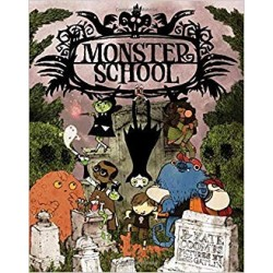 Libro. MOSTER SCHOOL