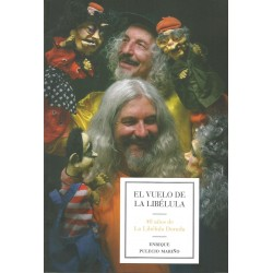 Libro. EL VUELO DE LA LIBÉLULA