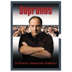 DVD. LOS SOPRANOS. Primera temporada completa