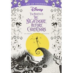 Libro.THE NIGHTMARE BEFORE CHRISTMAS