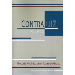 Libro. FILOSOFÍA Y POLÍTICA EN EL TEATRO DE GRUPO