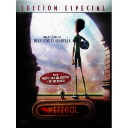 DVD. METEGOL